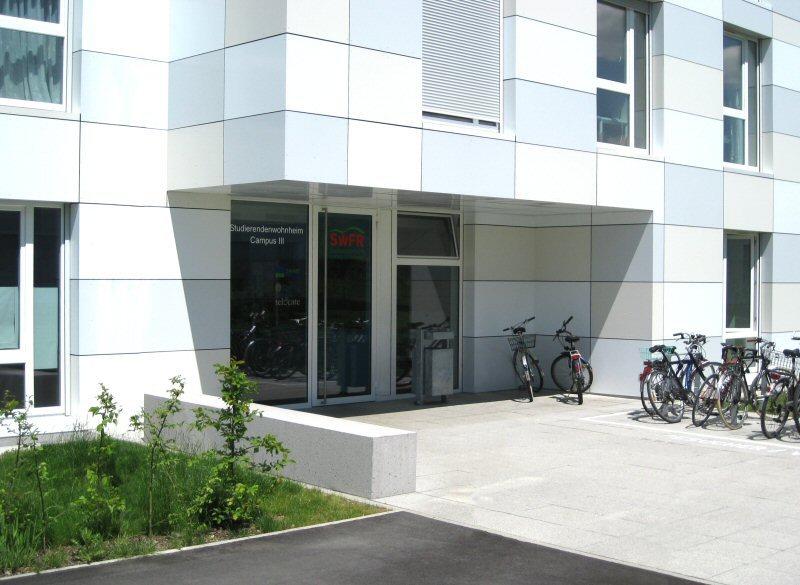 Studierendenwohnheim Campus III