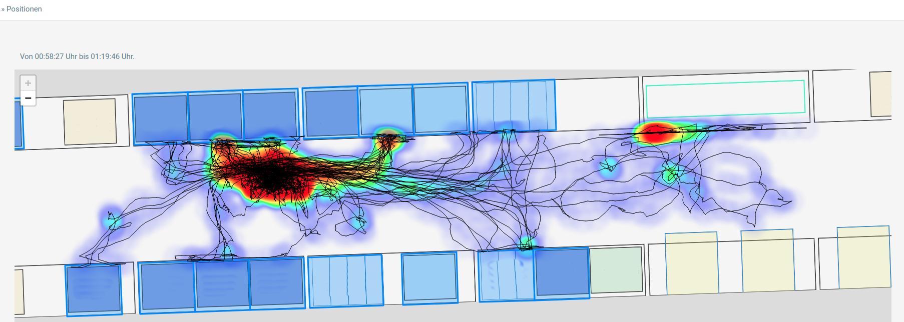 Telocate Heatmap